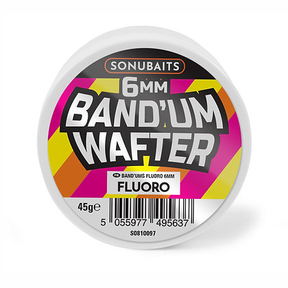 Sonubaits Band'um Wafters Fluoro 6mm