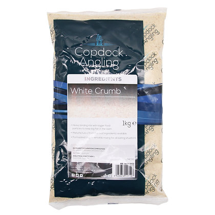 Copdock Angling White Breadcrumb
