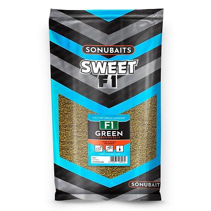 Sonubaits F1 Green Groundbait 2kg