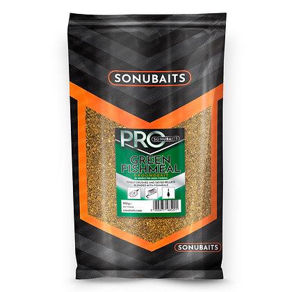 Sonubaits Pro Groundbait Green Fishmeal