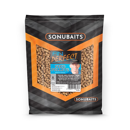 Sonubaits Fin Perfect Feed Pellets 8mm