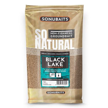 Sonubaits So Natural Black Lake Groundbait