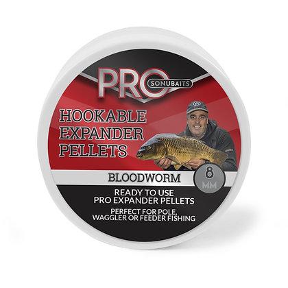 Sonubaits Hookable Pro Expander Bloodworm 8mm