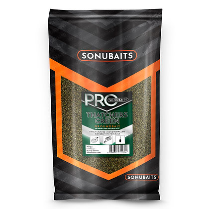 Sonubaits Pro Groundbait Thatchers Green