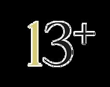 13 Plus Logo