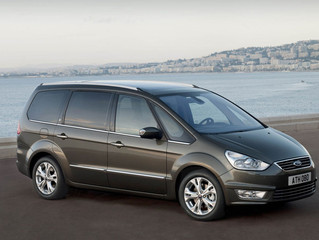 Top Three... Seven seaters for under £10K
