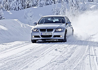 A Guide To... Winter Driving