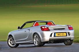 Top Three...    Topless fun for under £2500