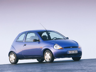 Top Three...        First cars for under £1500