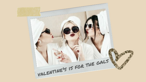 Galentine's: The Recap of 1/2 a Decade as a Chronic Single Woman