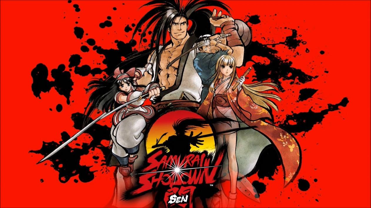 Samurai Shodown Sen.mp4_20180712_190309.