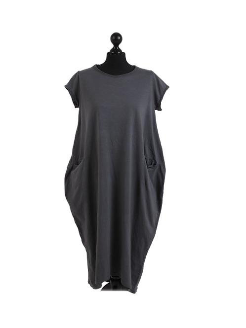 Cotton Parachute Dress