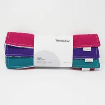 Multi Colour Cloths Set of 3