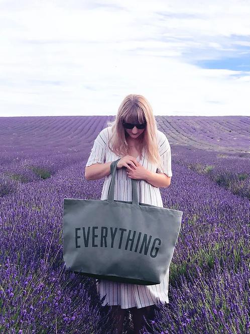Everything Grey Bag