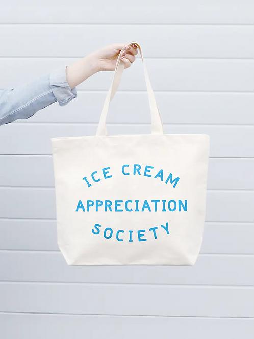 Ice Cream Appreciation Society Tote