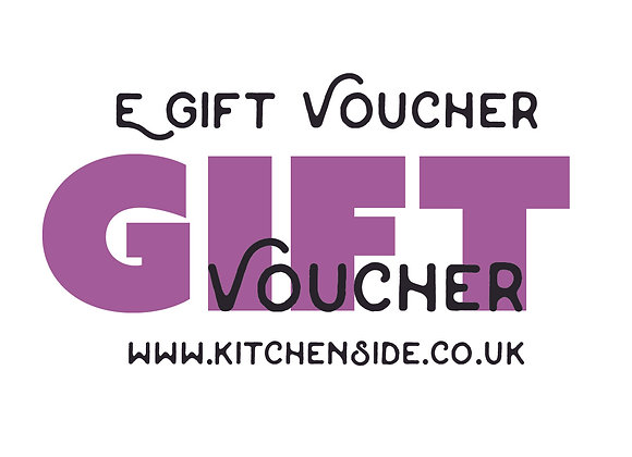 £30 E Gift Voucher