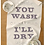 Thumbnail: You Wash, I'll Dry