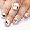 Thumbnail: Butterflies Nail Transfers