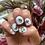 Thumbnail: Nature Flowers Nail Transfers