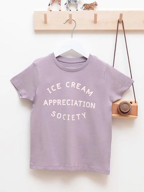 Childs Ice Cream Appreciation Society T-Shirt