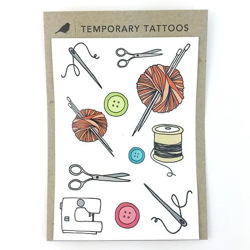 Craft Temporary Tattoos