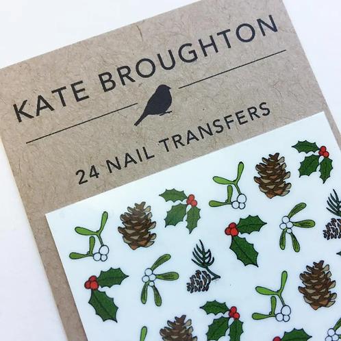 Christmas Nail Transfers