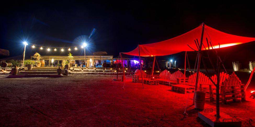 SOIREE AU CAMP