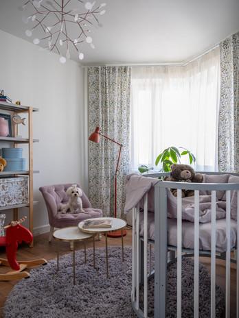Фрагмент детской комнаты