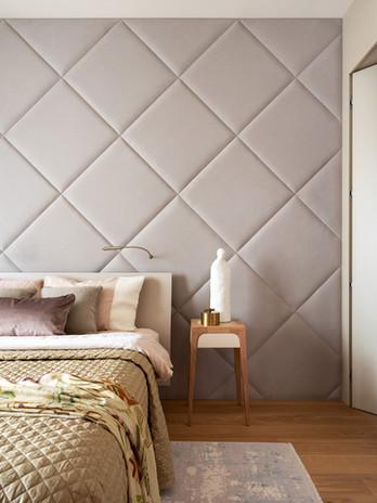 Фрагмент гостевой спальни