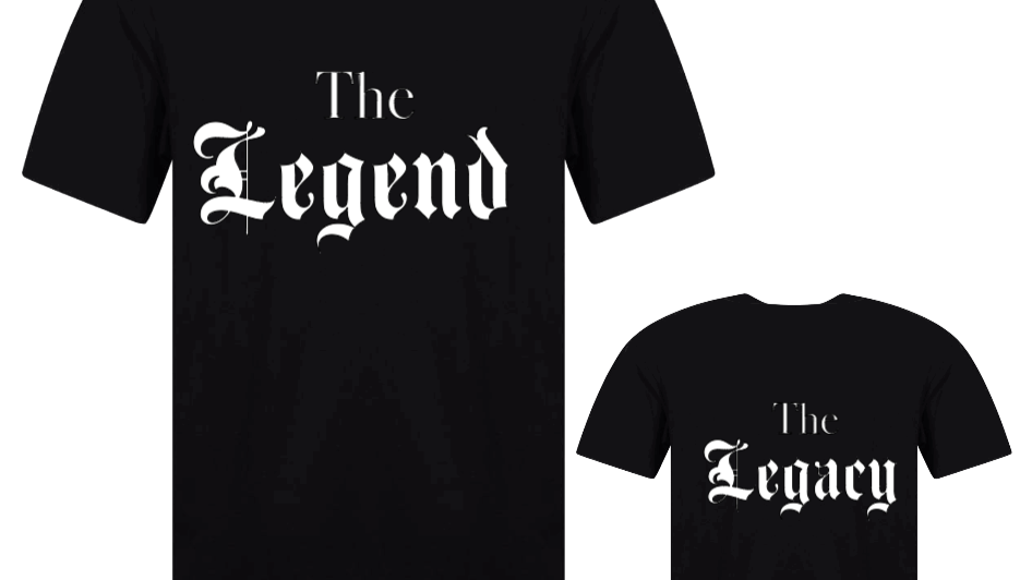 The legend/ legacy