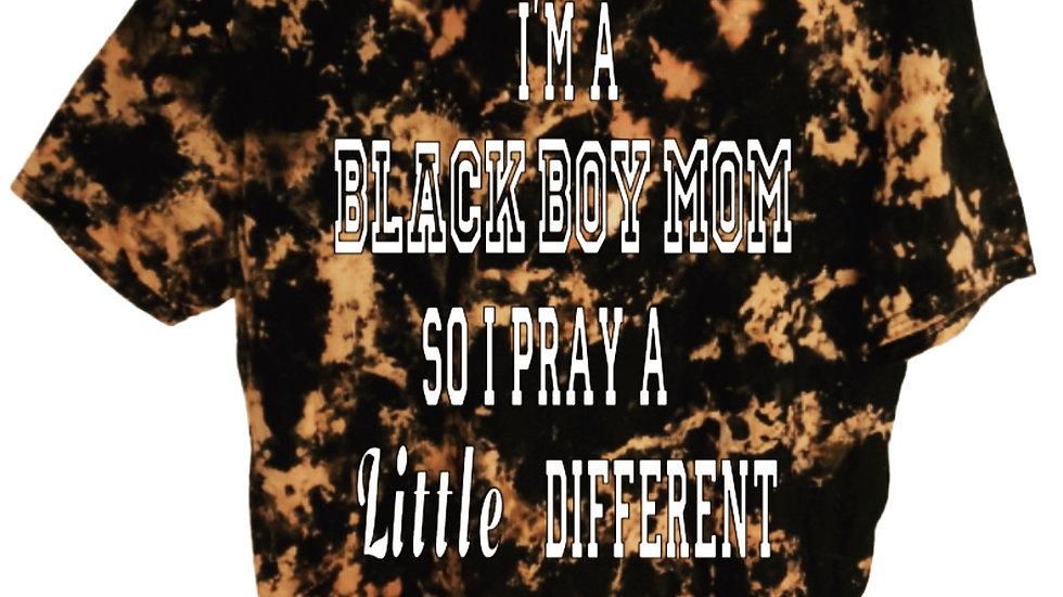 Black Boy Mom