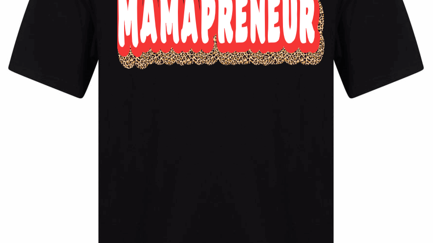 Leopard Mamapreneur