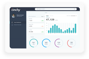What is a data fabric? Leading data fabric Cinchy allows for predictive analytics for healthcare data