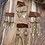 Thumbnail: Small fringe hoops