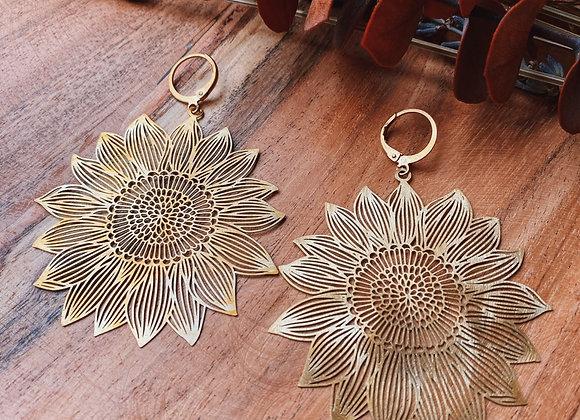 Sunflower Dangles