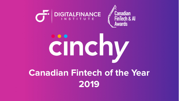 Winner: 2019 Fintech Company of the Year