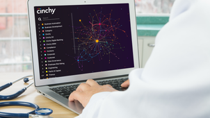 Cinchy's Data Collaboration Command Centre for COVID-19 Highlighted in The Logic
