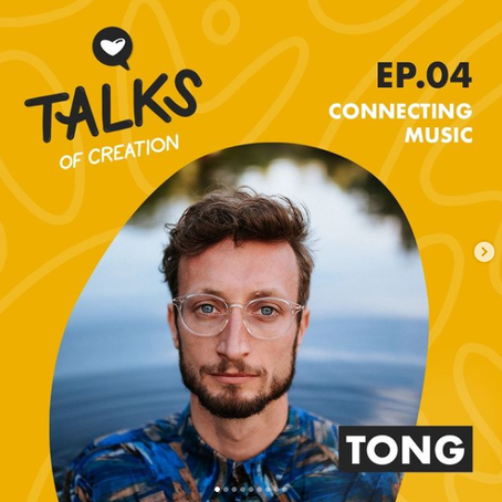 Podcast Interview with Talks of Creation!