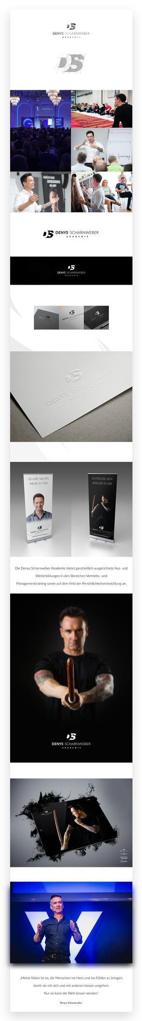 Lehrtrainer, Coach und Speaker Denys Scharnweber
