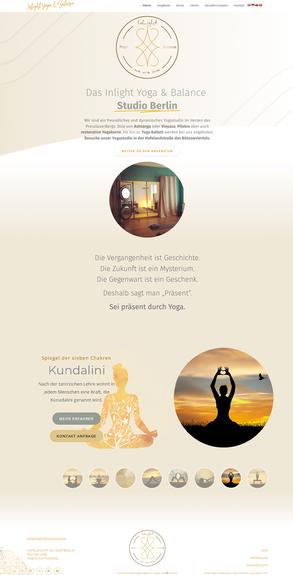 InLight - Yoga und Balance Berlin GmbH | Urban Sports Club