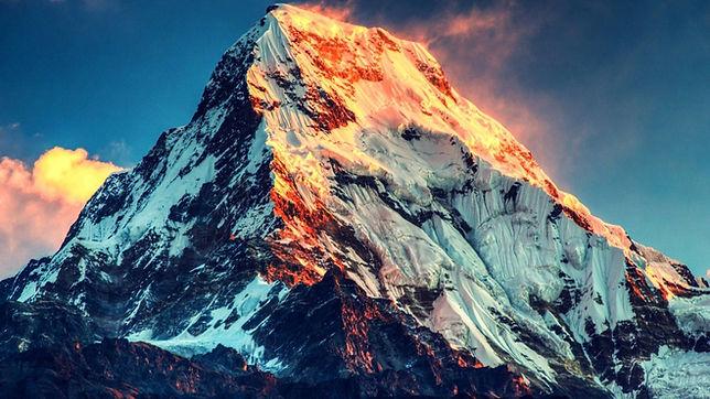 Montanha Nepal