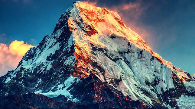 Montagna Tibet