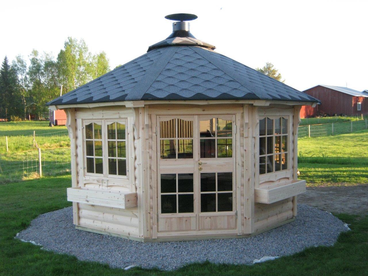 Sommerhaus Wikinger Grill 9,2 qm