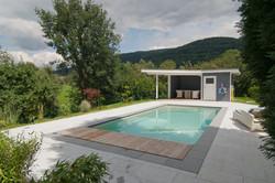 Schwimmbecken Brillant XL