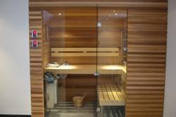 Vollholz Sauna gewerblich