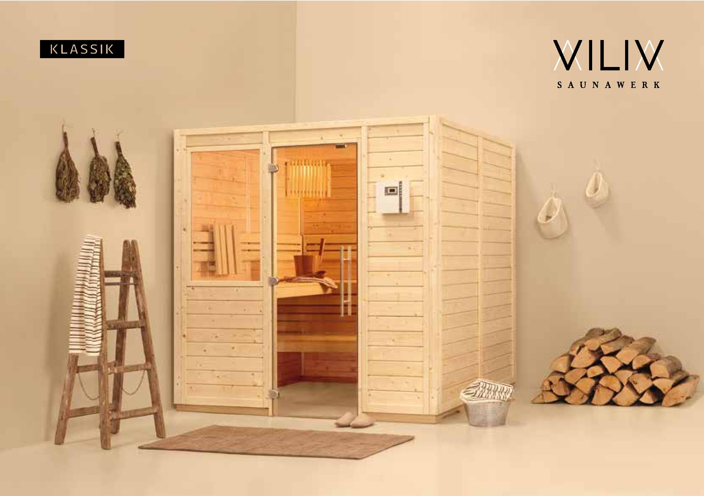 Sauna Klassik Eco