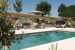 Schwimmbecken Design Pool