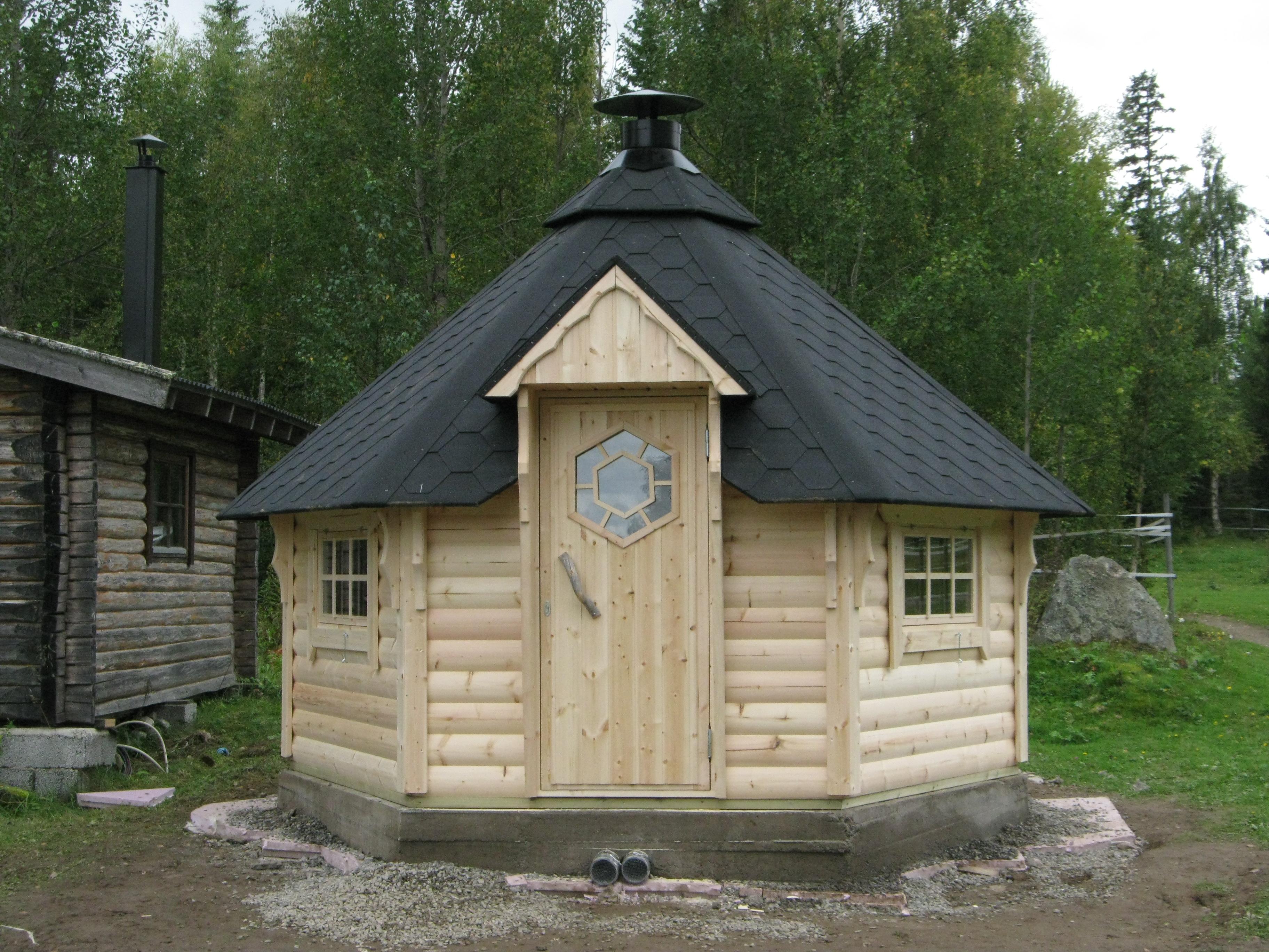 Grillkota Wikinger Grill 9,2 m2