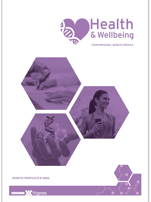 Health & Wellbeing Report