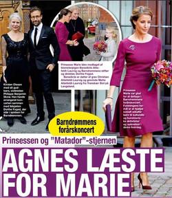 w. H.R.H. Princess Marie of Denmark